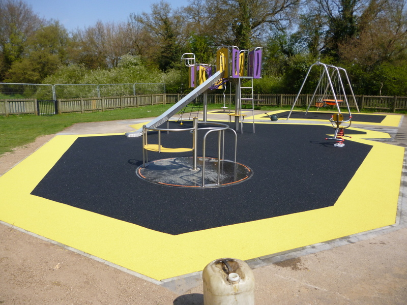 <p>New playground officially&nbsp;opened on 28th June 2013</p>